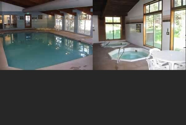 Views of the Clubhouse Pool and Hot Tubs